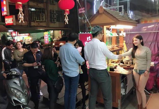 Секрет популярности точки с уличной едой Тайвань, уличная еда, длиннопост