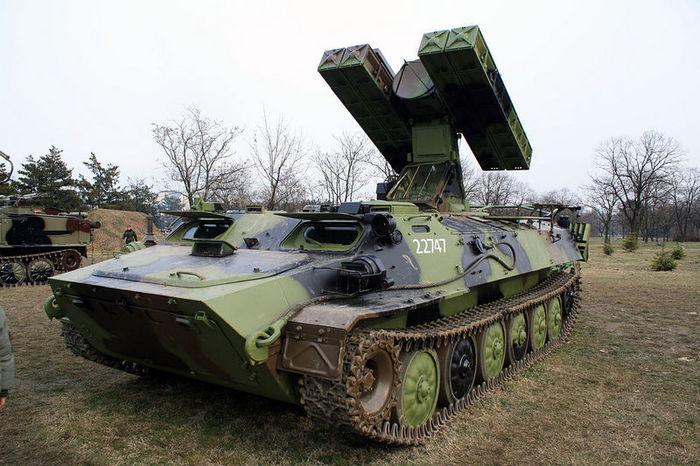"""ЗРК """"Стрела-10СВ"""" ЗРК, ПВО, Армия, Россия, Стрела-10, Длиннопост"""