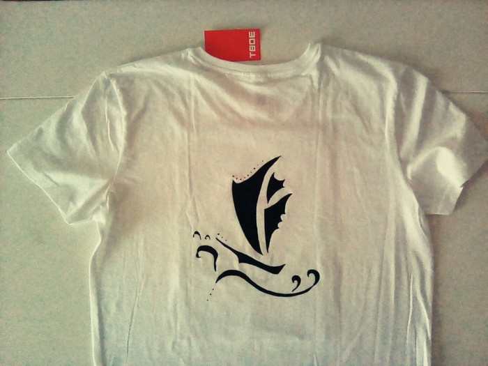 Роспись футболки вручную Футболка, Роспись