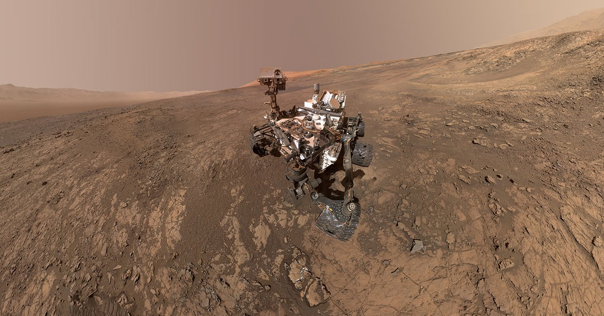 mars rover findings - HD 4500×3214