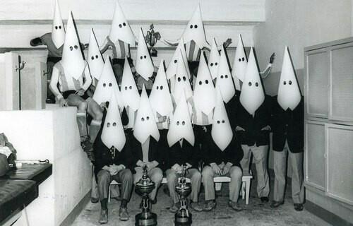 А вы о ком подумали? Ла–Пас, 1973 год. Сборная аргентины, Фотография
