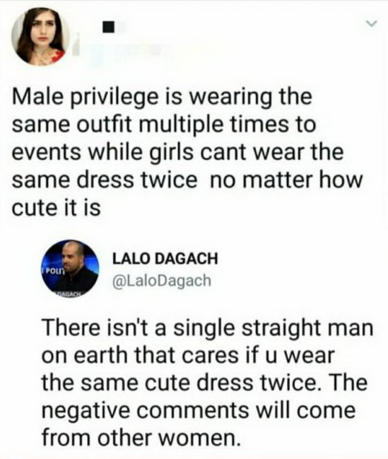 So true... женщина, Мужчина, одежда, рамки приличия, гардероб, предвзятость
