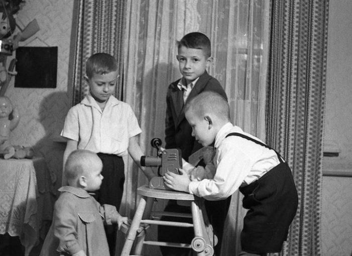 Как мы жили в СССР Сделано в СССР, Кинотеатр, Кинопоиск, Диафильм, Длиннопост