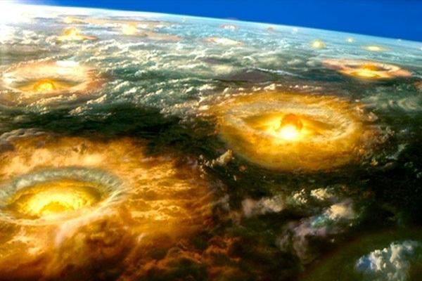 Ядерная война сложная штука Ядерная война, Моё, Длиннопост