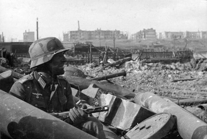 Дни и ночи (тёмная сторона) #1 Чтобы помнили, Великая Отечественная война, Сталинградская битва, Немцы, Коля из уренгоя, Длиннопост