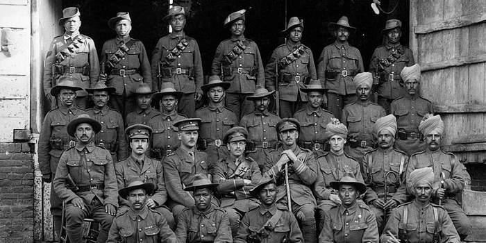 Сансара Первой мировой: как индийцы воевали на Западном фронте. Индийцы, Первая мировая война, Участие, История, Длиннопост