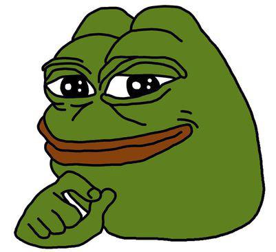 Годный косплей Афиша, Pepe