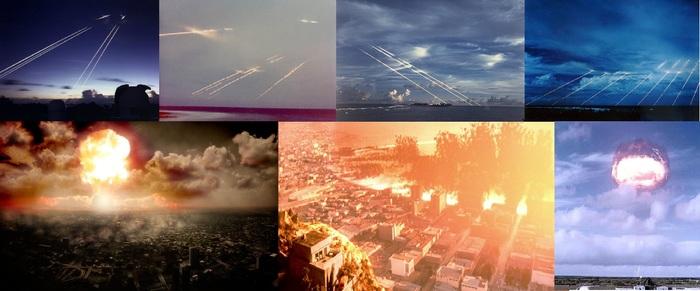Ядерная война сложная штука 3 Ядерная война, Моё, Длиннопост, Видео