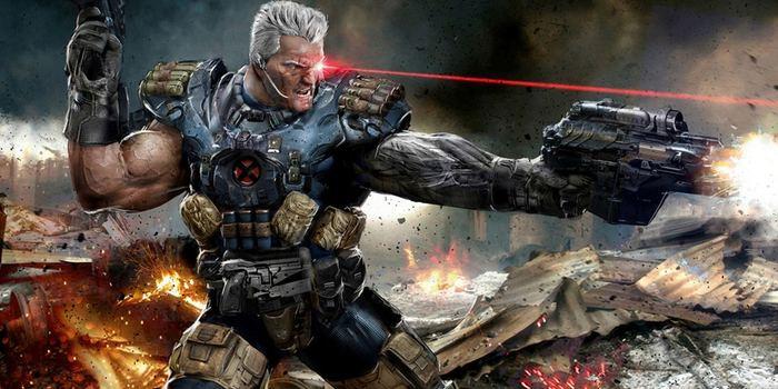 Дэдпул 2 - Знакомьтесь, Кейбл (Cable). Кто такой?! Краткая инфа о персонаже. Deadpool, Marvel, Кейбл, Джош Бролин, Люди Икс, Длинопопост, Длиннопост, Спойлер