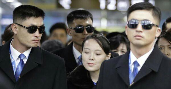 Матрица Северная Корея, Ким ё Чен, Телохранитель