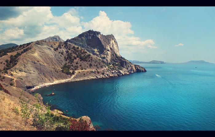 Крым 2012 Крым наш, Лето 2012, Fujifilm x10, Моё, Длиннопост
