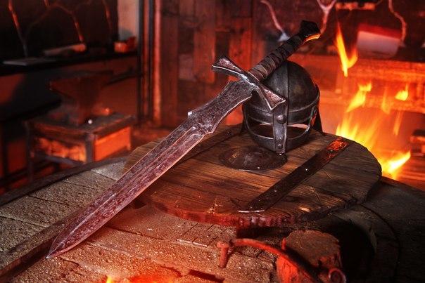 В дополнение к предыдущему Фотография, Огонь, Меч, The Elder Scrolls V: Skyrim