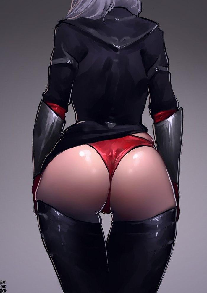 Dat ass~