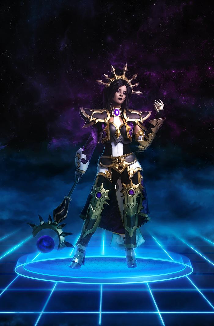 Diablo 3/Heroes of the Storm - Li-Ming! Diablo III, HOTS, Li-Ming, Косплей, Disharmonica, Красивая девушка, Игры, Akunohako, Длиннопост