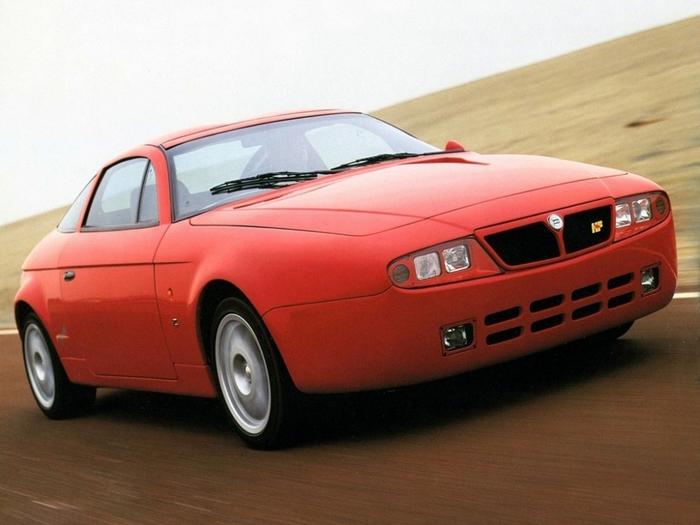 Автомобили #46. Итальянская гиена Авто, Lancia, Италия, Zagato, Спорткар, Дизайн, Автопром, Длиннопост