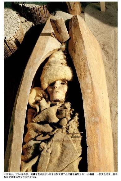 Таримские мумии – уникальная археологическая находка Таримские мумии, Мумия, Археология, Китай, Белая раса, Длиннопост