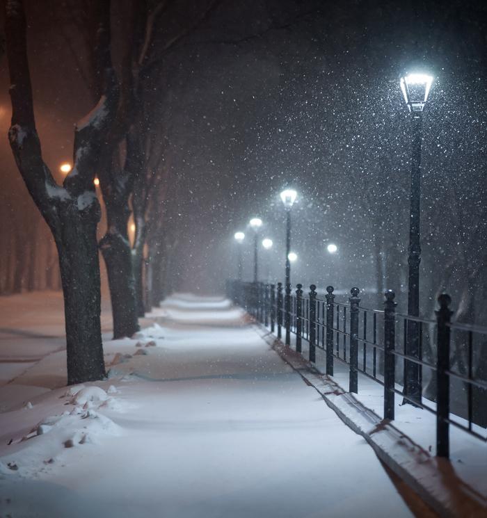 Падал прошлогодний снег... Aleksandr Kljuchenkow, Нарва, Фотография