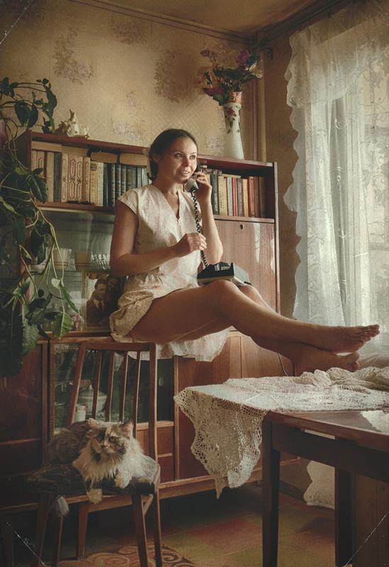 Советская атмосфера Фотография, Обработка фотографий, СССР, Олег Фёдоров