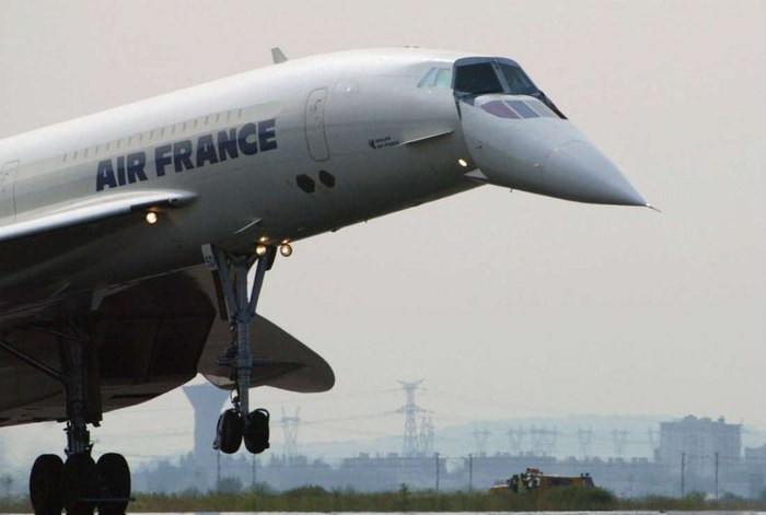 Почему «Конкорд» так и не взлетел Самолетостроение, Авиатехника, Конкорд, Длиннопост
