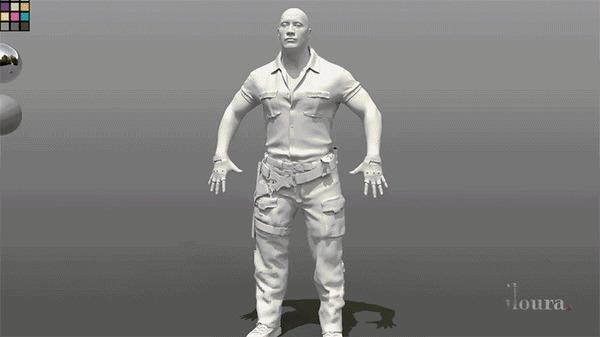 [Трюки] Дуэйн Джонсон vs Том Круз Каскадер, Трюк, CGI VFX, Гифка