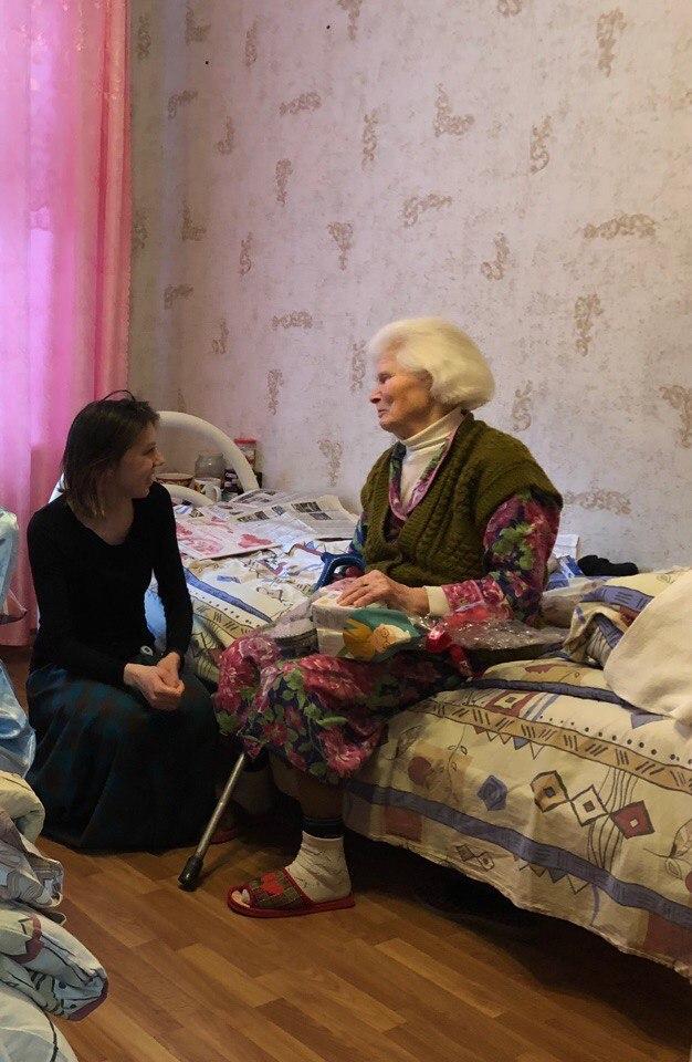 ЛО, интернат для престарелых Пенсионеры, Волонтеры, Интернат, Старость, Благотворительность, Ленинградская область, Длиннопост, Дом престарелых