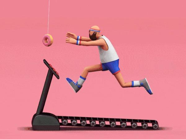 Как себя мотивировать заниматься спортом