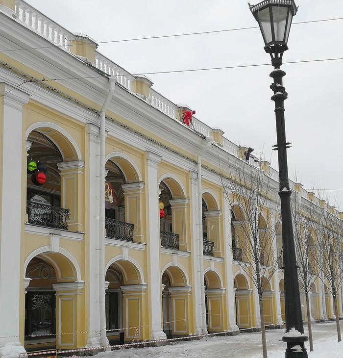 Создай пост, говорили они... Сосули, Метро, Санкт-Петербург, Невский проспект, Длиннопост
