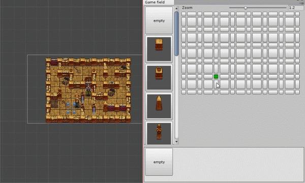 Кастомные редакторы для Unity3D, которые мы используем в игре Steam, Инди, Ранний доступ, Длиннопост, Unity, Gamedev, Разработка игр, Unity3d, Гифка