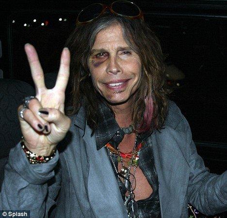 Нестандартные фото мировых рок-звёзд. Рок, Фотография, Aerosmith, The beatles, Motorhead, Асдс, Ritchie Blackmore, Ozzy Osborne, Длиннопост