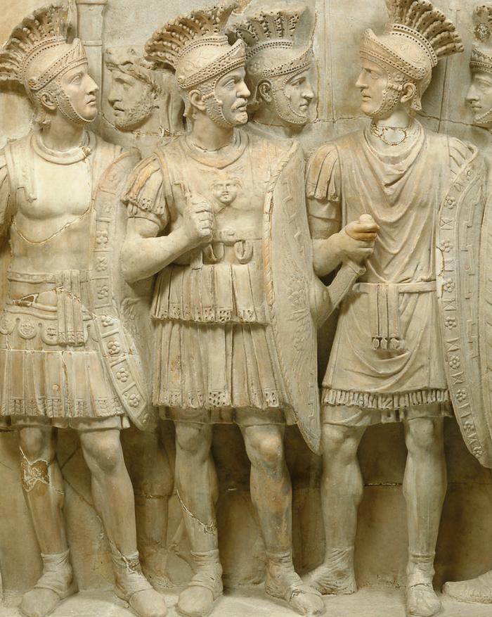 Картинки по запросу разрушенный варварами древний рим