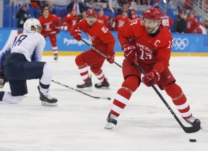 Этот матч войдет в историю! Олимпиада, Хоккей, Россия, Мок, Ты не пройдешь