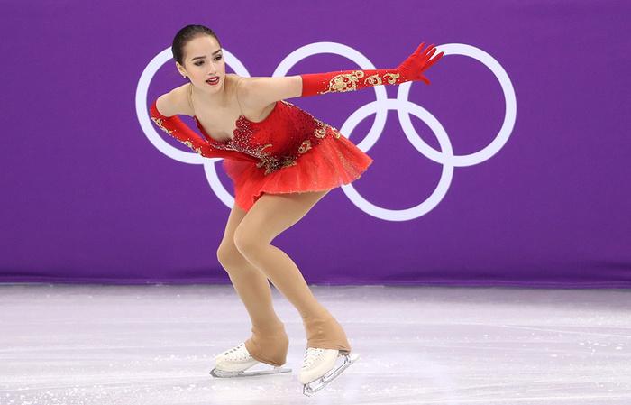 Тренировка фигуристки Загитовой на Олимпиаде была сорвана из-за действий допинг-офицеров Олимпиада 2018, Допинг-Тест, Алина Загитова, Фигуристы, Пхёнчхан2018