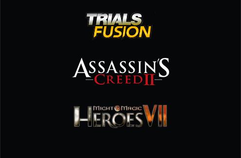 Trials fusion, Assassin's creed 2, HoMM 7 бесплатно для Uplay Халява, Uplay, Trials Fusion, Assassins creed 2, HoMM7