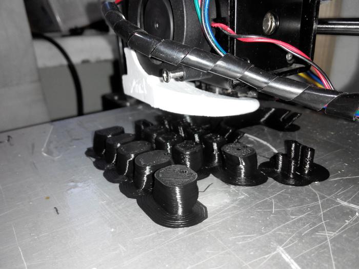 Пробую сделать прототип протеза на 3D принтере 3d печать, Протез, Протезирование, Мы живем в 21 веке