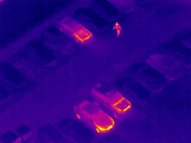 Тепловизор (часть3) тепловизор, термограмма, тепло, длиннопост