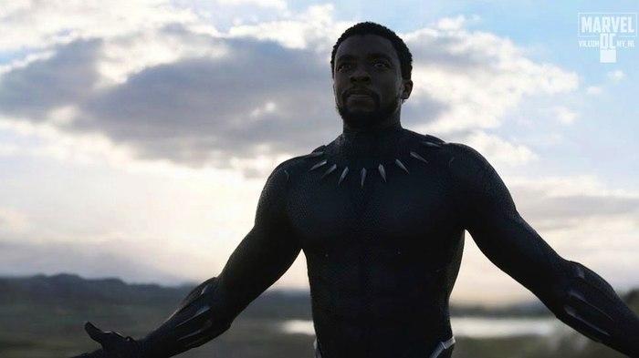 """Фильм студии Marvel """"Черная пантера"""" стартовал лучше самых оптимистичных прогнозов Комиксы, Marvel, Черная пантера, Новости, Рекорд"""