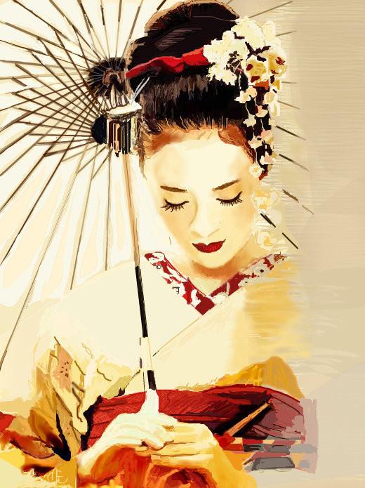 Как завести девушку японку