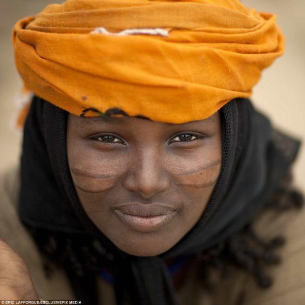 Ритуал «красоты» в племенах Эфиопии Шрам, Племя, Красота, Ритуал, Длиннопост