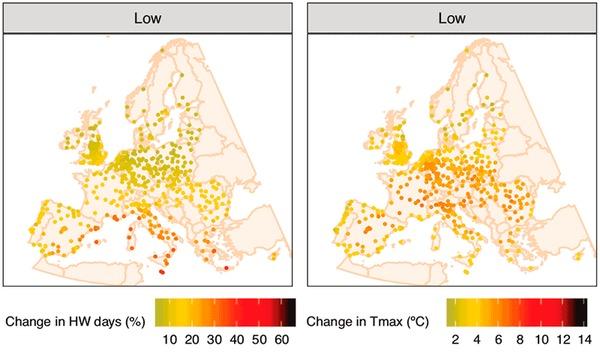 Городам Европы достанется больше аномальной жары во второй половине века Наука, Климат, Глобальное потепление, Копипаста, Гифка, Длиннопост, Реклама на тегах:, 88005553535
