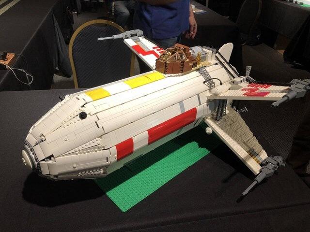 В самый раз Lego, Большой размер, Гриффины, x-Wing