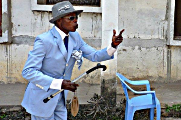 Протест «элегантных людей» Конго Конго, Протест, Элегантность, Длиннопост