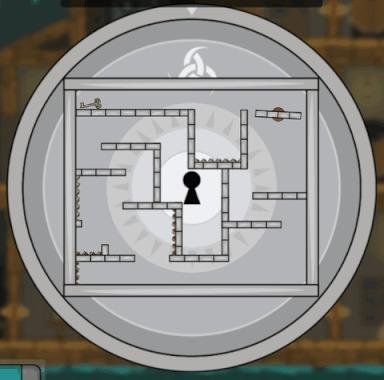 Otti: house keeper или как спасти своё сокровище Gamedev, Игры, Разработка, Разработка игр, Otti: House Keeper, Векторная графика, Unity, Длиннопост, Гифка