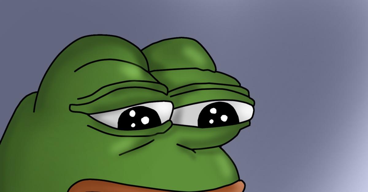 Картинки грустной жабки