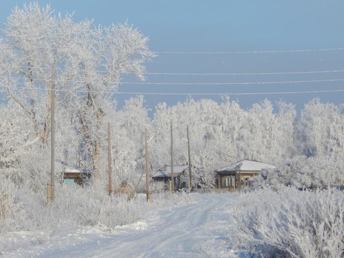 Деревня Копанцево