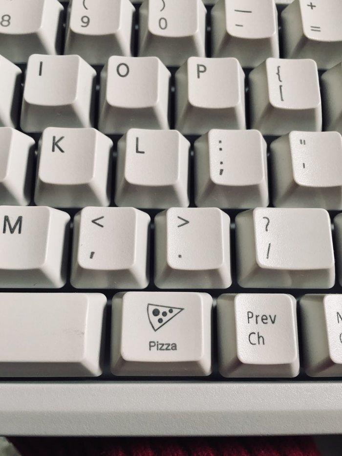 Приоритеты 2001-го года Клавиатура, Интернет, Дизайн, Компьютер, Пицца, i-Opener, Нетбук, Длиннопост