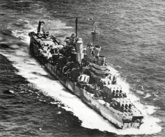USS Pittsburgh Вторая мировая война, Корабль, Питтсбург, Крейсер, Флот США