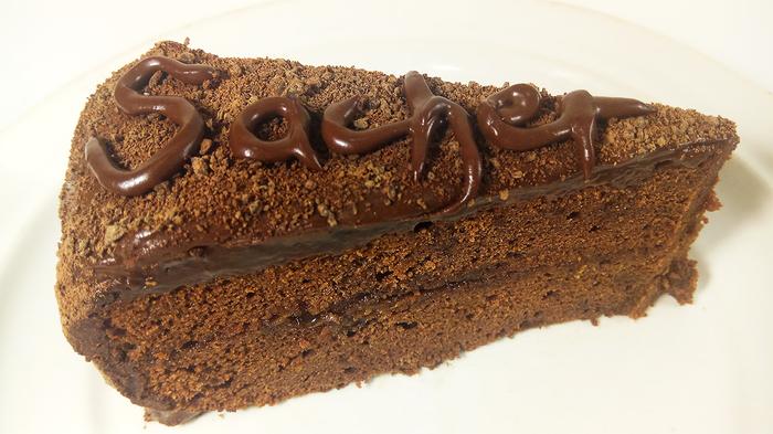 """Шоколадный Торт """"Захер"""". Торт, Шоколадный торт, Выпечка, Рецепт, Кулинария, Видео, Длиннопост, Десерт"""