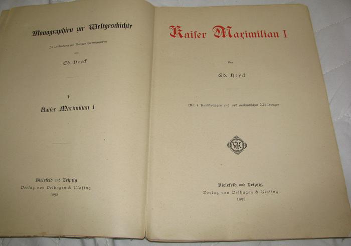 На волне про старые книги - Monographien zur Weltgeschichte Книги, Старая книга, Длиннопост