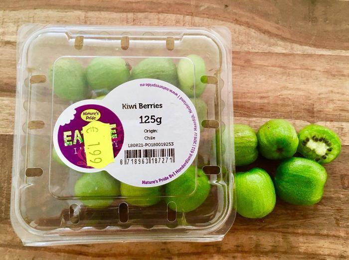 Мини киви или киви-ягода? Киви, Что это?, Kiwi berries, Еда, Голландия, Нидерланды, Амстердам