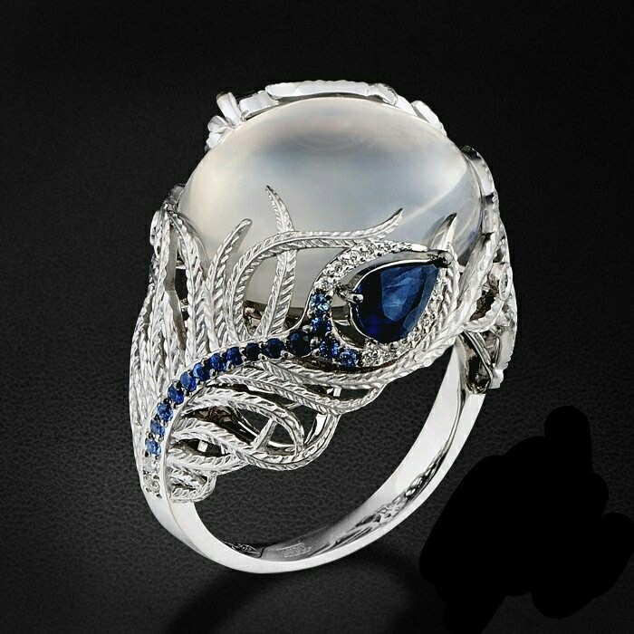 Серебряное кольцо своими руками